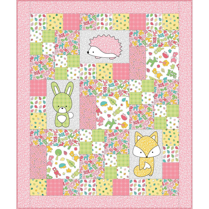 "NEW! Babe in the Woods Flannel Too - Layer Cake - Maywood Studio - (42) 10"" Squares"