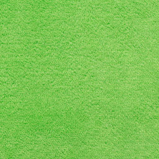 Double Sided Fleece - Per Yd - Shannon Cuddle - Color Lime