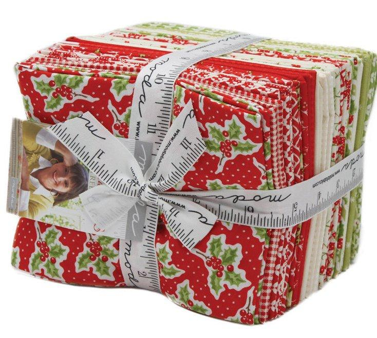 christmas figs jelly roll 40 25 strips fig tree