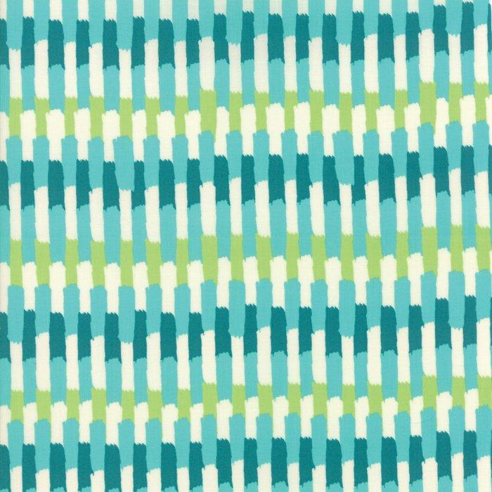 "NEW! Painted Garden - Jelly Roll (40) 2.5"" strips - by Crystal Manning - Beautiful bright colors, florals, cool tonals, blenders, awesome!"