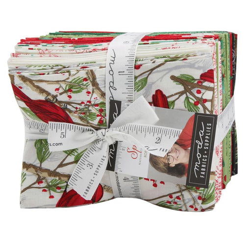 "New! Splendid - FQ Fat Quarter Bundle (22) 18"" x 21"" pieces - by Robin Pickens - MODA - Quilting/Sewing Fabric - Christmas"