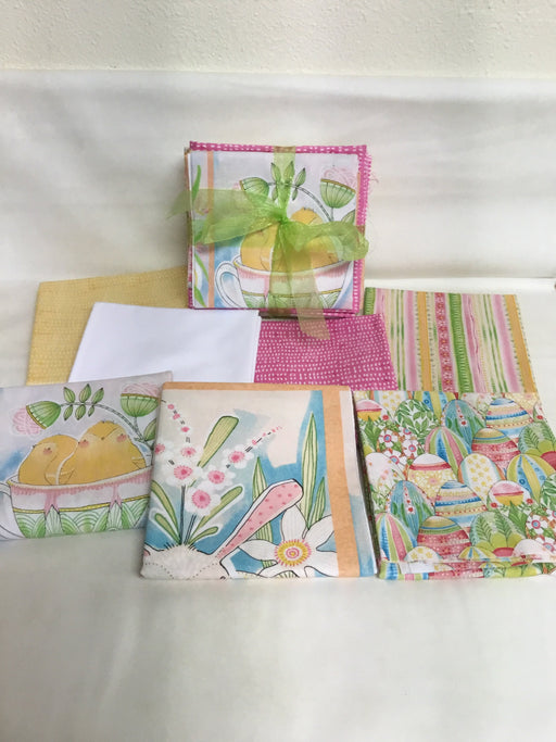 Promise of Spring - 1/2 Yard Bundle with 2 Panels - Cori Dantini - Blend Fabrics - SEWWW Cute! - RebsFabStash