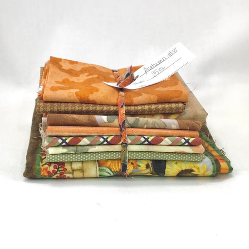 SPECIAL! Autumn PROMO SCRAP BUNDLES - Set #12 - Tons to choose from!!