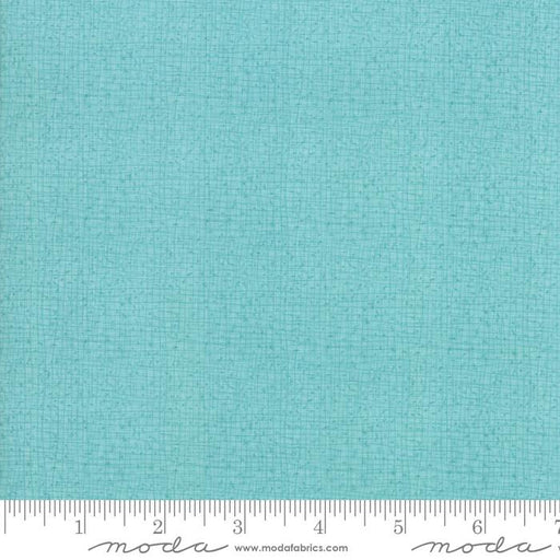 NEW! Abby Rose - Seafoam Thatched - by the yard - by Robin Pickens - Moda - 48626 125 - RebsFabStash