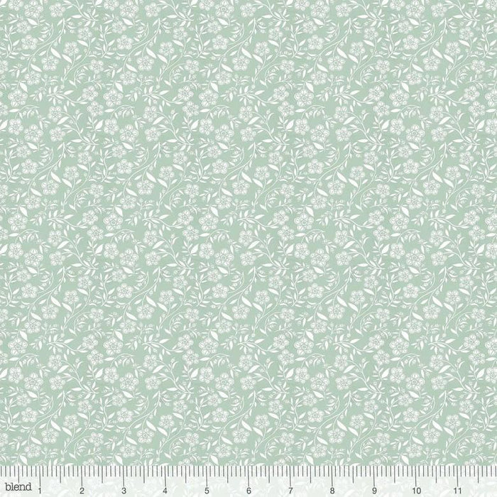 New! Bloom and Grow - Winged Blooms Pink - per yard - Cori Dantini - Blend - bouquets - PINK - 112.125.06.1 - RebsFabStash