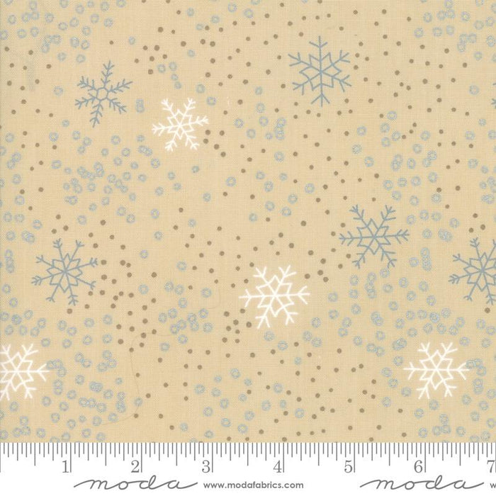 "NEW! Chill - Fat Eighth Bundle - (30) 9"" x 21"" pieces - MODA - by Brigitte Heitland for Zen Chic - Hello Winter, Time To Get Cozy - RebsFabStash"