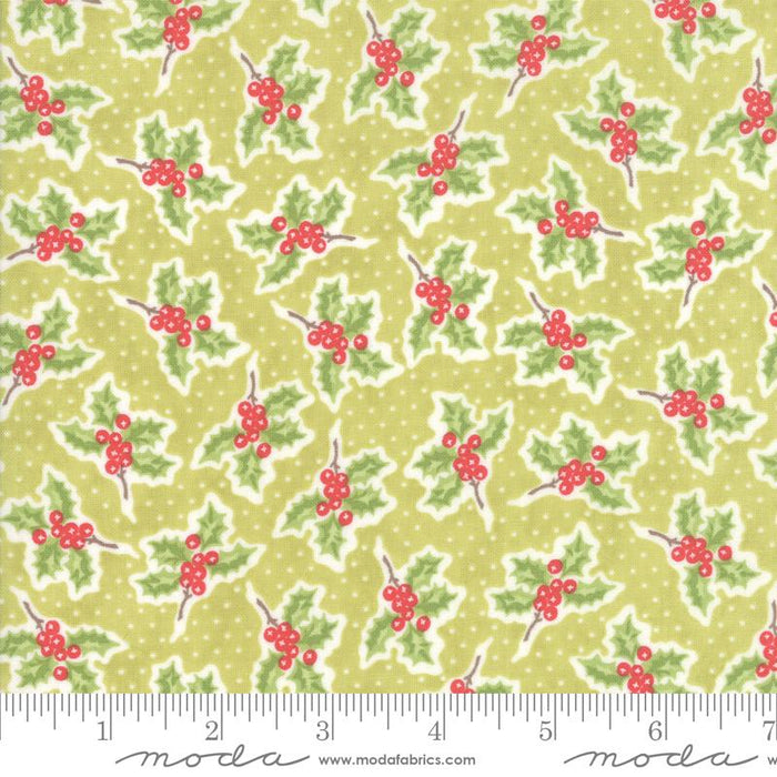 "New! Christmas Figs II - Fat Eighths Bundle (24) 9"" x 22"" pieces - Joanna Figueroa - Fig Tree & Co - MODA - fun, retro holiday prints - RebsFabStash"