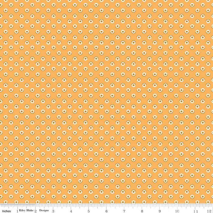 Neutral Quilting P10231-NEUTRAL Flea Market Collection Applique Panel by Lori Holt of Bee in My Bonnet for Riley Blake Designs -