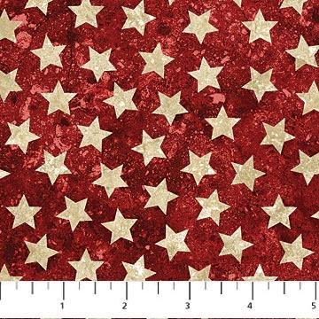 NEW! Stonehenge - Stars and Stripes 7 - per yard - By Linda Ludovico & Deborah Edwards for Northcott - Blue Tonal - 3937-193 - RebsFabStash