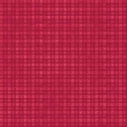 NEW! The Little Things by Robin Kingsley for Maywood - Sold by the yard - Red Plaid on Red - tonal, blender - RebsFabStash