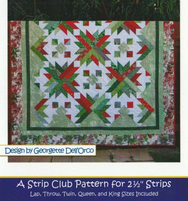 Prickly Pear - Quilt Pattern by Cozy Quilt Designs - Jelly Roll Pattern - RebsFabStash