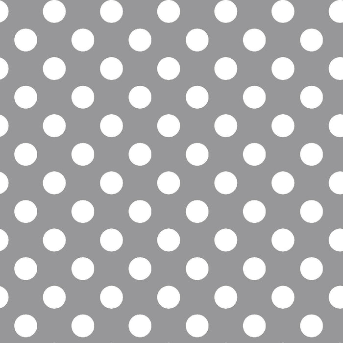 Scattered tiny black dots on White - Per Yard- Kimberbell Basics - Maywood Studio - MAS 8210-W - RebsFabStash