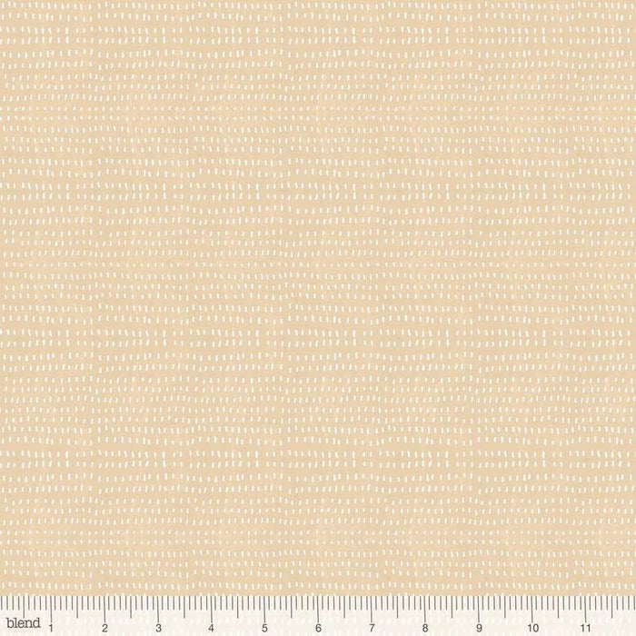 Seeds Cherry - per yard - Cori Dantini - Blend Fabrics - SEWWW Cute! White Seeds on Cherry Red - Basics - 112.114.04 - RebsFabStash