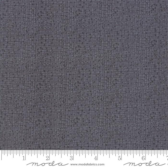 Thatched - per yard - MODA - by Robin Pickens - Weave Tonal PEACOCK - 48626-77 - RebsFabStash