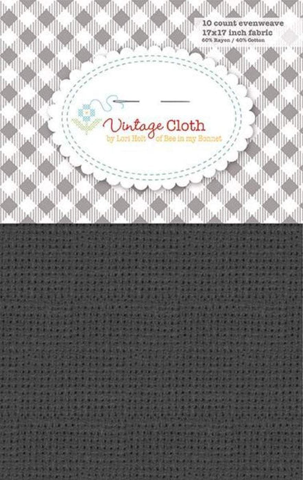 Vintage Cloth - Cross Stitch FABRIC - by Lori Holt of Bee in my Bonnet - It's Sew Emma - We will be stocking all of them! - RebsFabStash