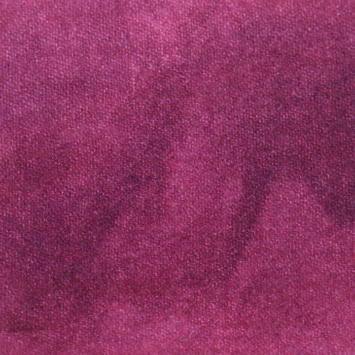 "Wooly Charms ""Sugar Plum"" by In the Patch Designs - (5) 5"" x 5"" squares of felted hand dyed wools - Burgundy, purple, magenta, applique - RebsFabStash"