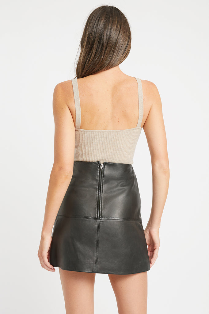 Pull bustier Agathe