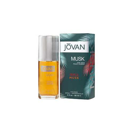 JOVAN TROPICAL MUSK by Jovan (MEN)