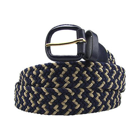 Fabric Elastic Stretch Belt