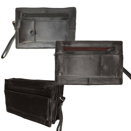 Genuine Leather Organizer Black or Brown Available
