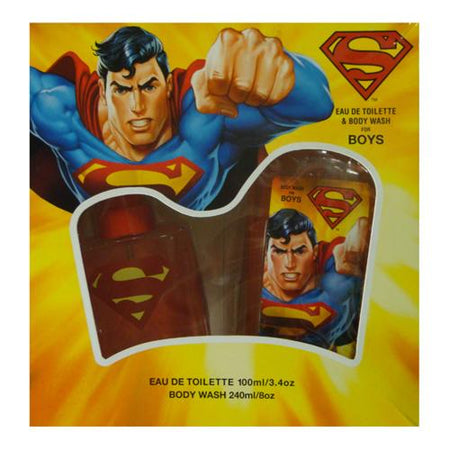 Boys - Superman EDT Gift Set 100 ml