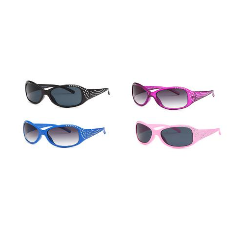 4-Pack - AFONiE Fashion Girls Sunglasses