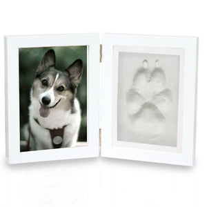 Dog or Cat Pet Paw Print Imprint Kit