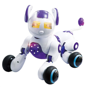 Smart Robot Dog Voice-controlled Induction Robot Educational Intelligent Interactive Dog Toy for Kids