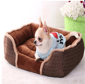 Comfortable Pet Furniture Soft Touch All Seasons 26'' Dog Bed