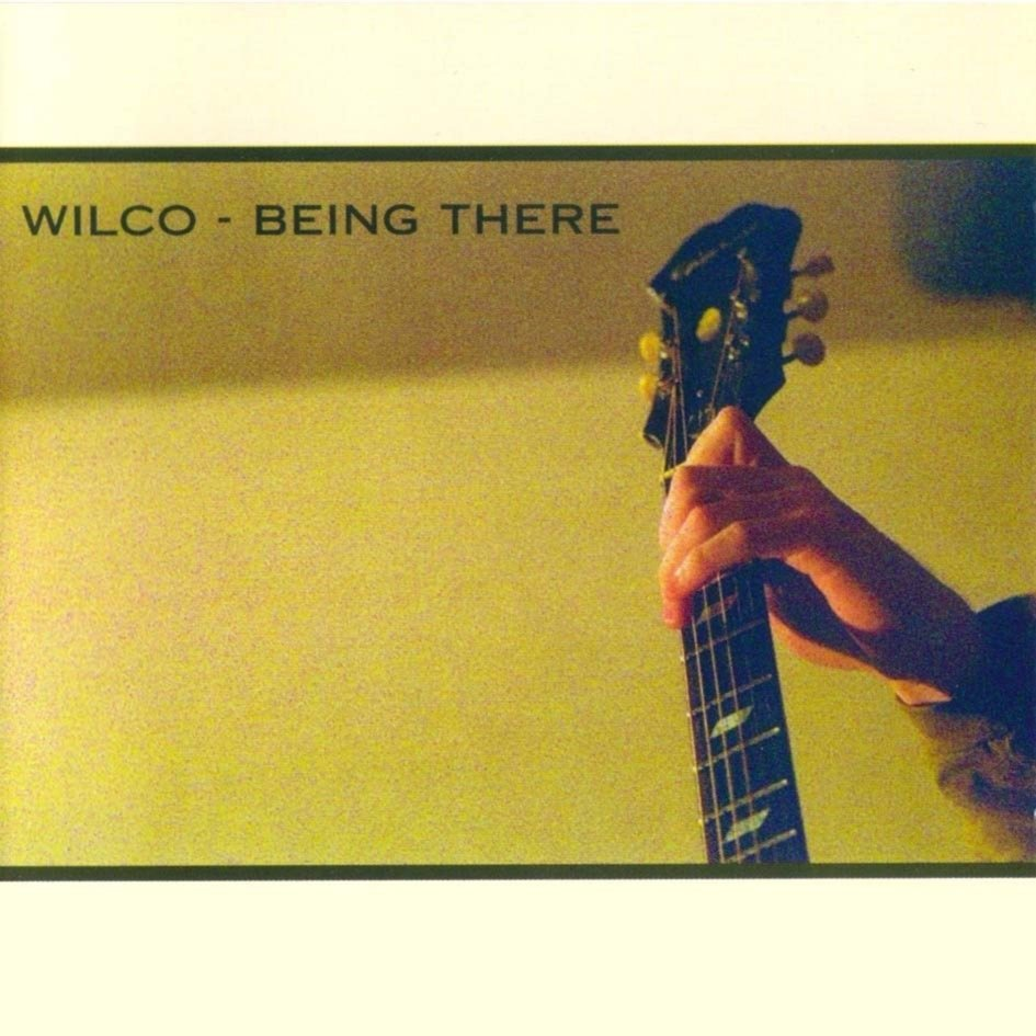 Wilco album Being There on CD from Bingo Merch Official Merchandise