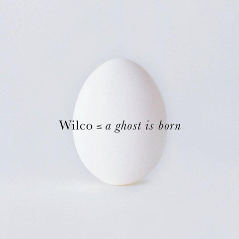 Wilco album A Ghost Is Born on CD from Bingo Merch Official Merchandise