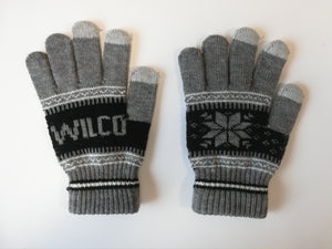 Wilco Knit Gloves from Bingo Merch Official Merchandise