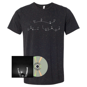 (PRE-ORDER) WARM CD and T-Shirt bundle