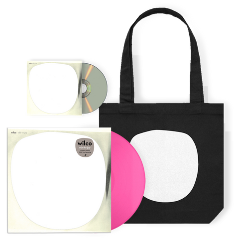 (PRE-ORDER) Ode to Joy Pink LP + CD + Totebag