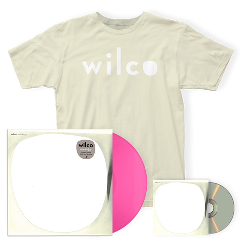 (PRE-ORDER) Ode to Joy Pink LP + CD + T-shirt
