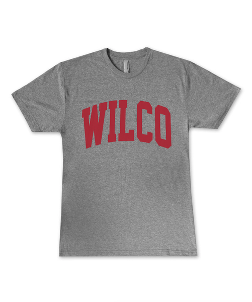 Wilco Youve Said It All design on a grey Tshirt from Bingo Merch