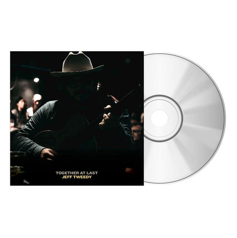 Jeff Tweedy album Together At Last on CD from Bingo Merch Official Merchandise