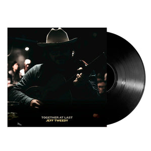 Jeff Tweedy album Together At Last on black Vinyl LP from Bingo Merch Official Merchandise