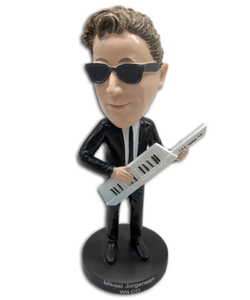 Wilco Mikael Jorgensen Bobblehead from Bingo Merch Official Merchandise