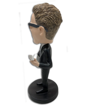 Mikael Jorgensen Bobble Head