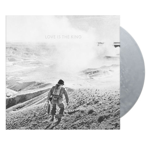 Love Is The King grey/white effect vinyl LP – Wilco Store Exclusive