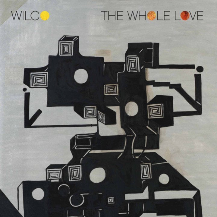 Wilco album The Whole Love on CD from Bingo Merch Official Merchandise