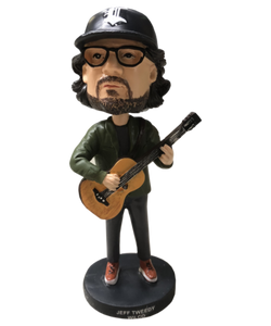 Jeff Tweedy Bobble Head Version 2
