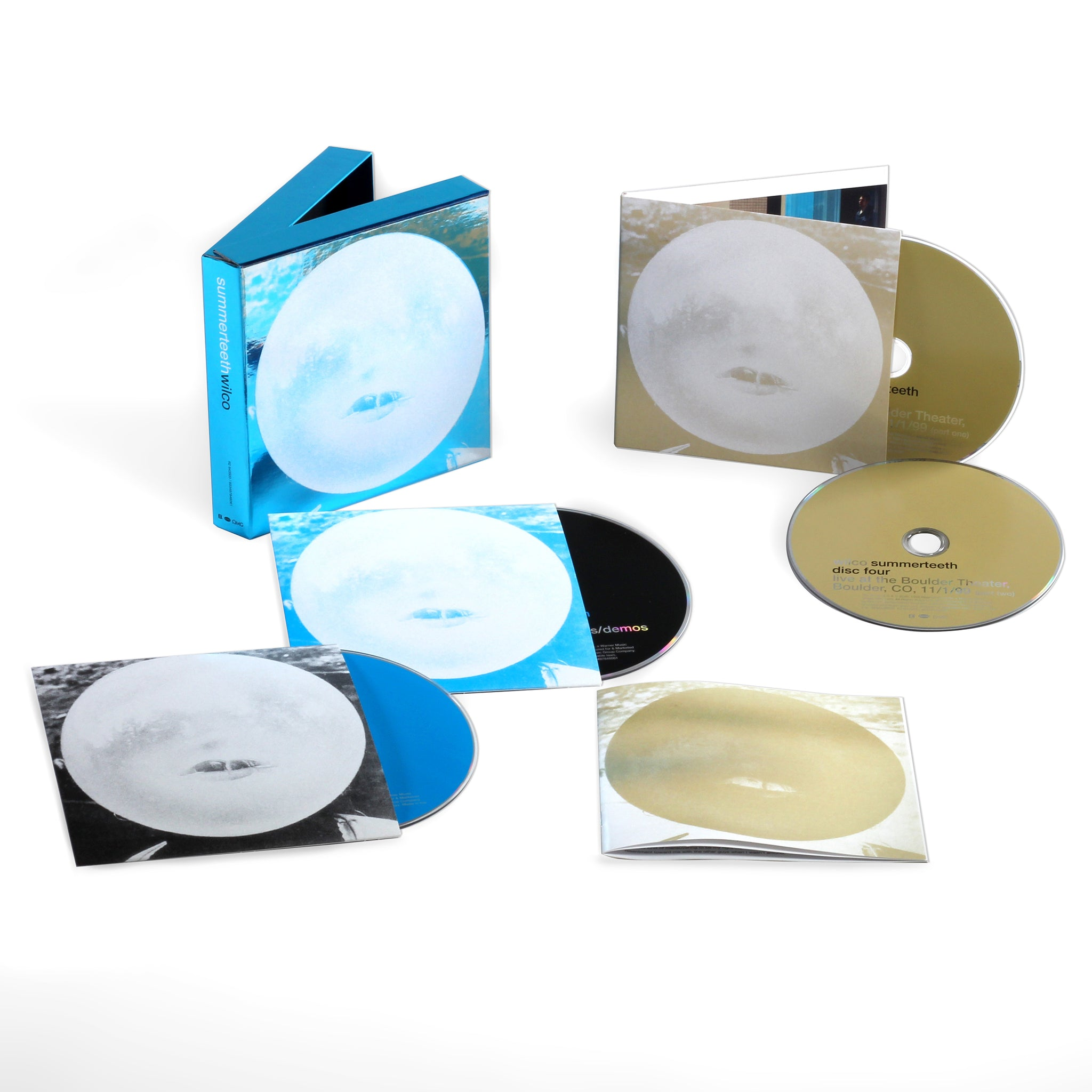 Summerteeth Deluxe Edition CD
