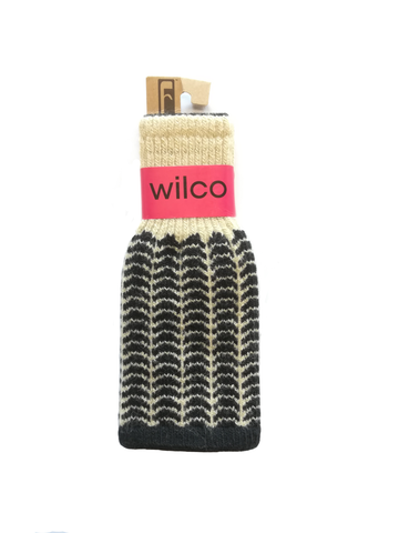Wilco Yankee Hotel Foxtrot album artwork Bottle Cover from Bingo Merch Official Merchandise