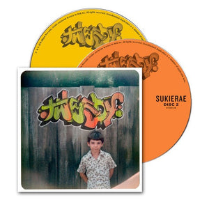Jeff Tweedy album Sukierae on CD from Bingo Merch Official Merchandise