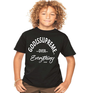 God is Supreme Over Everything Children T-shirt
