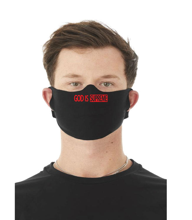 GIS Fashionable, Washable, and Reusable Face Mask
