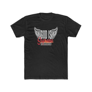 Fly High Heat Nation Limited Edition Black Crew Tee