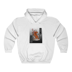 God is Supreme Forever White Unisex Heavy Blend™ Hooded